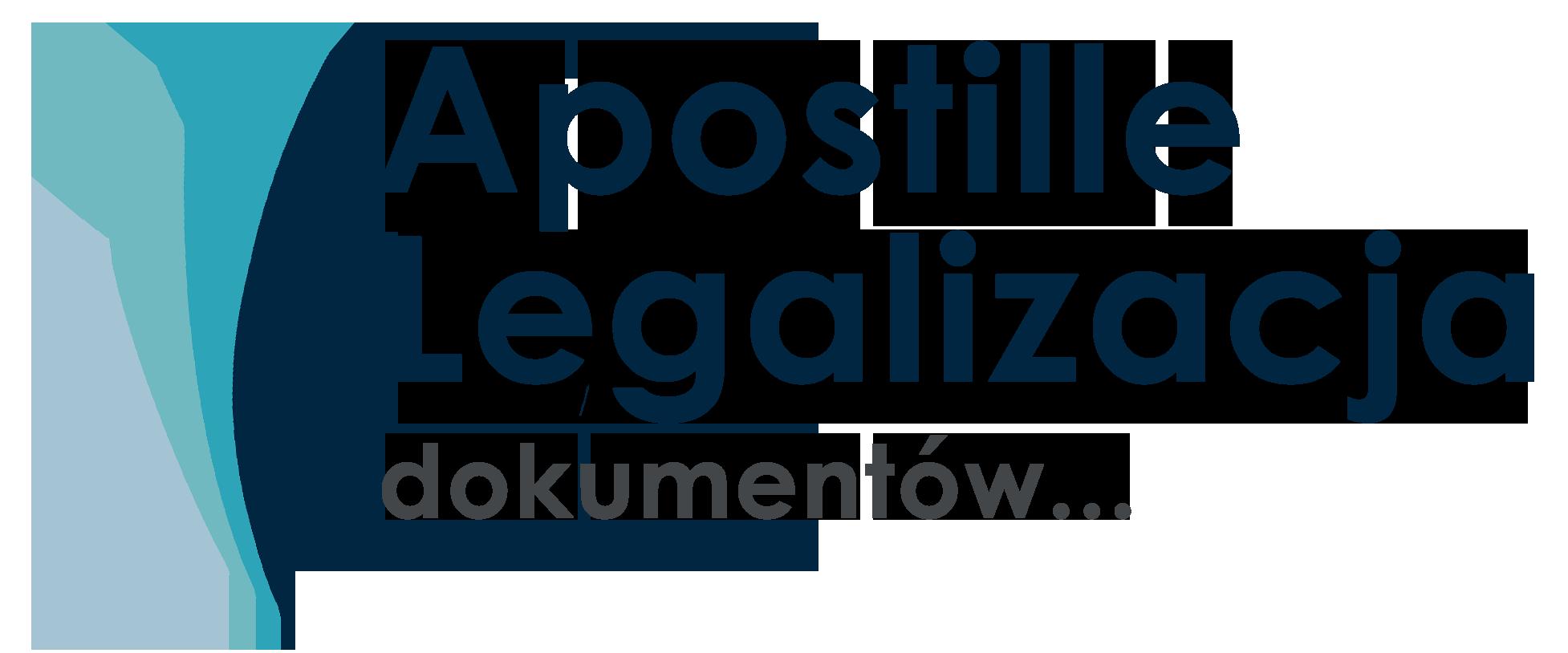 Apostille i legalizacja dokumentów, KRK Warszawa